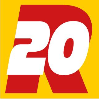R20 logo Square